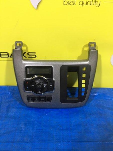 Блок управления климат-контролем Suzuki Solio MA36S K12C (б/у)