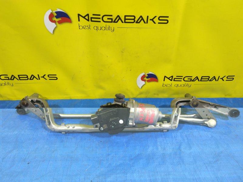 Мотор дворников Suzuki Solio MA36S (б/у)