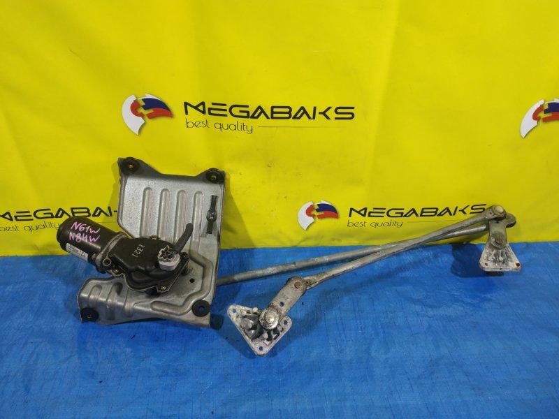 Мотор дворников Mitsubishi Rvr N61W MR275853 (б/у)