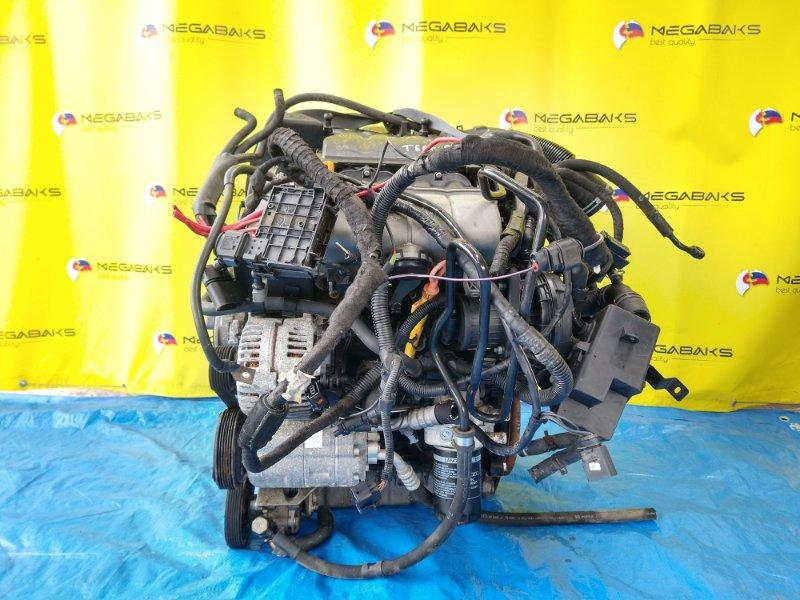 Двигатель Volkswagen Golf MK4 AZJ 2003 072858 (б/у)