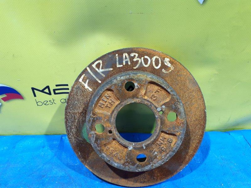 Тормозной диск Daihatsu Mira E:s LA300S передний правый (б/у)