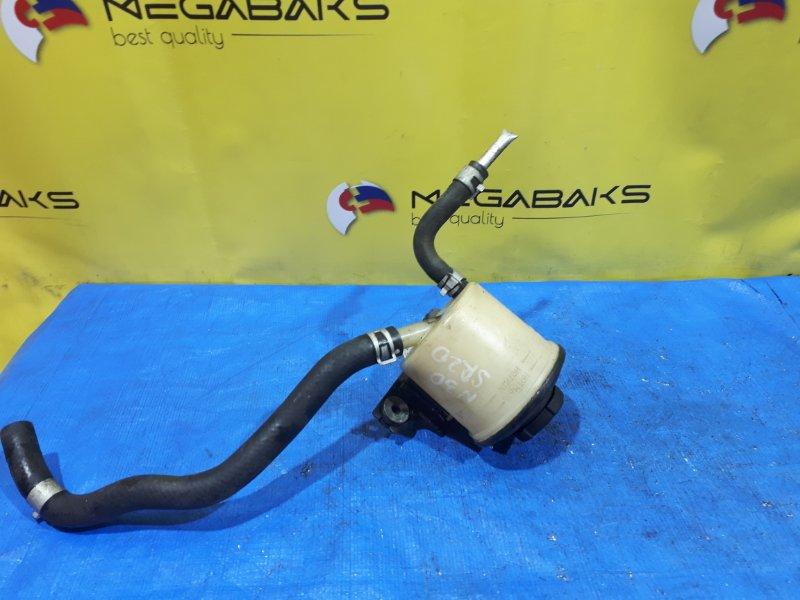 Бачок гидроусилителя Nissan R'nessa N30 SR20DE + ШЛАНГИ (б/у)