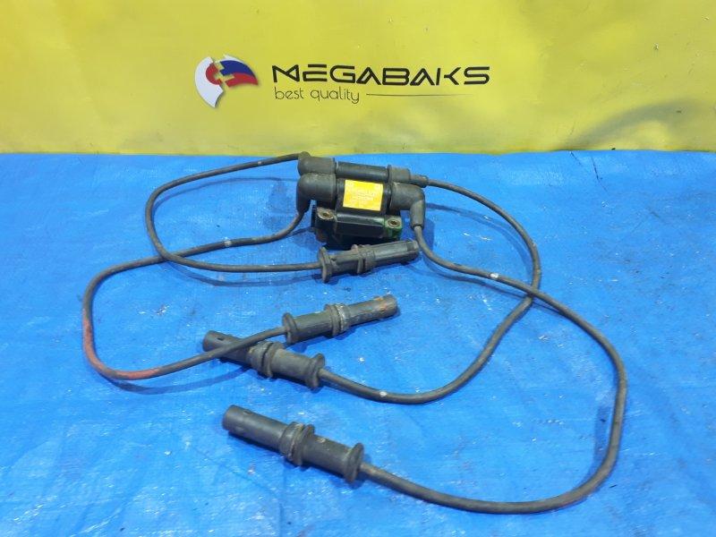 Катушка зажигания Subaru Impreza GF6 EJ18S 22435AA000, CM12-100B (б/у)