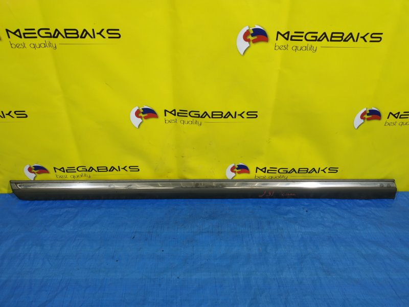 Накладка на дверь Nissan Teana J31 передняя правая (б/у)