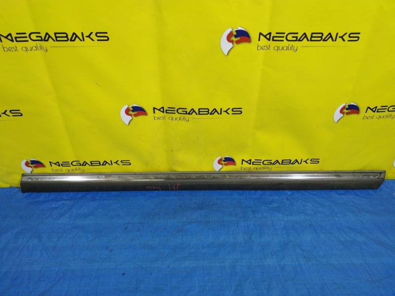 Накладка на дверь Nissan Teana J31 передняя левая (б/у)