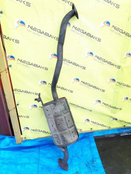 Глушитель Nissan Serena KBNC23 SR20DE (б/у)