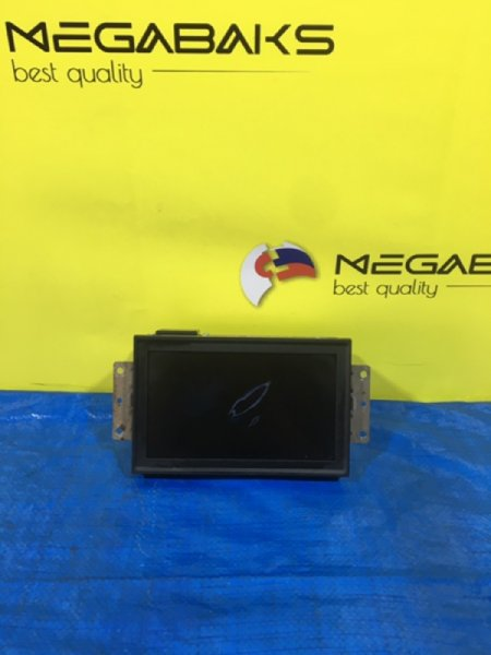 Монитор Mitsubishi Pajero V78W 4M41 MR387098 (б/у)