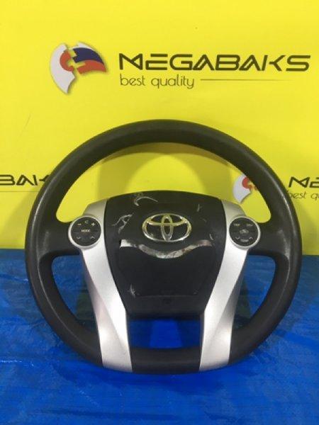 Руль Toyota Aqua NHP10 МУЛЬТИРУЛЬ (б/у)