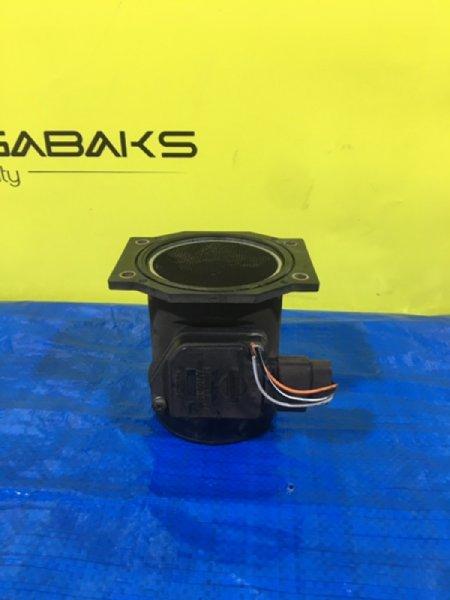 Расходомер воздушный Nissan Wingroad WHNY10 SR18DE 22680 2J200 (б/у)