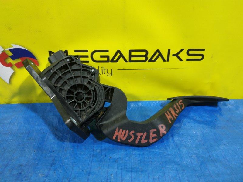Педаль подачи топлива Suzuki Hustler MR31S 49400-65P41-000 (б/у)