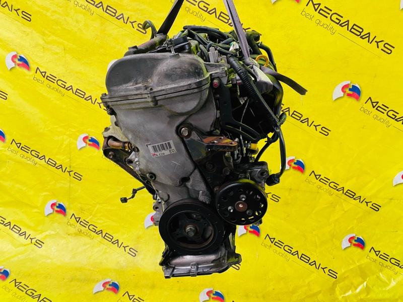 Двигатель Toyota Corolla Fielder NZE144 1NZ-FE 2007 D188179 (б/у)