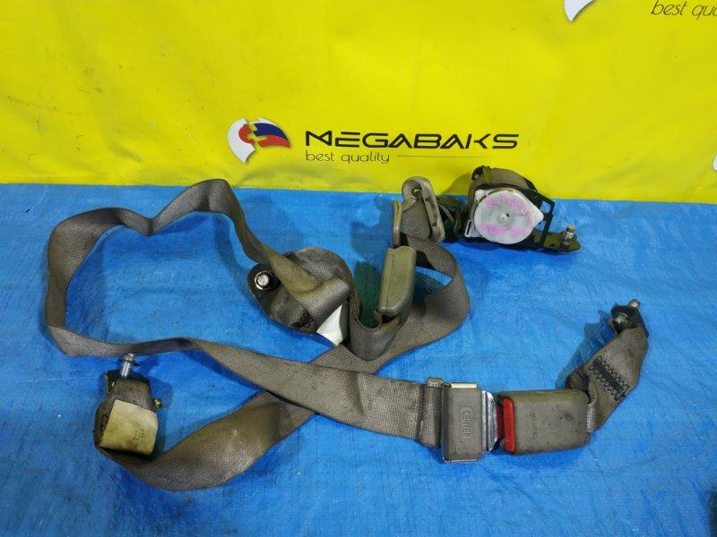 Ремень безопасности Nissan Atlas F24 левый +СРЕДНИЙ (б/у)