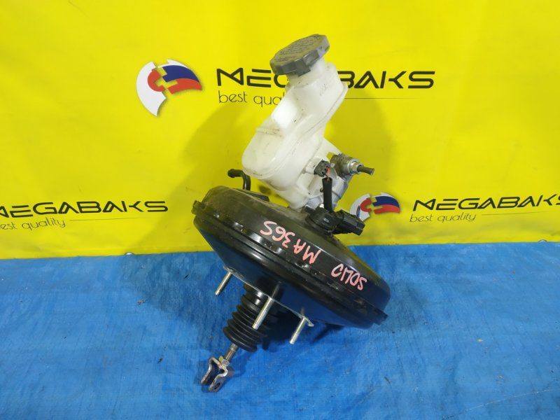 Главный тормозной цилиндр Suzuki Solio MA36S K12C 13101020530 (б/у)