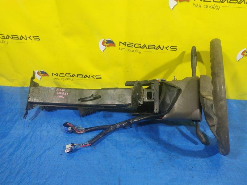 Шлейф-лента air bag Isuzu Elf NKR66 4HF1 (б/у)