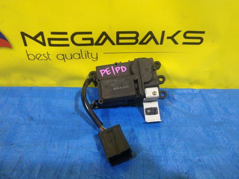 Сервопривод заслонок печки Mitsubishi Delica PD5W 063700-3201 (б/у)