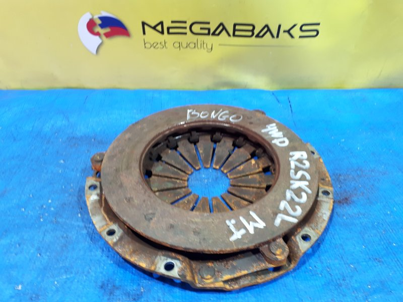 Корзина сцепления Mazda Bongo SK22L R2 (б/у)