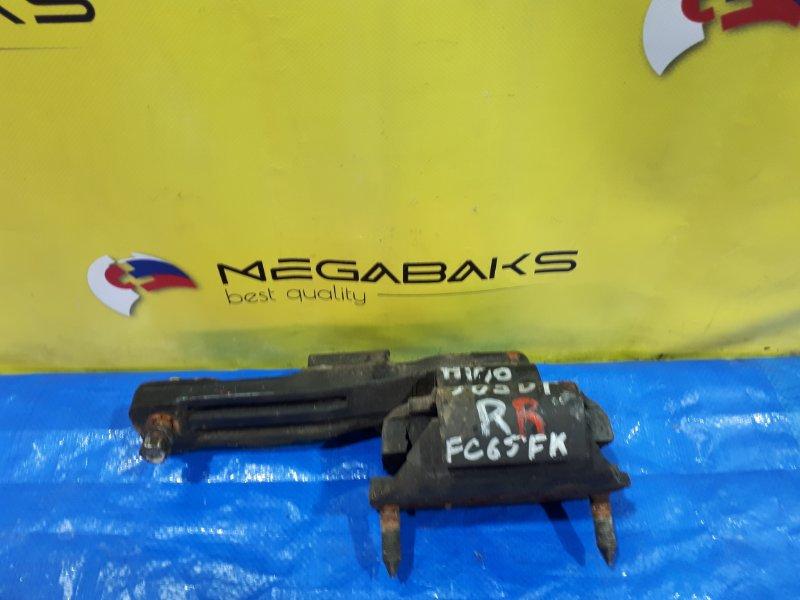 Подушка двигателя Hino Ranger FC6JKF J05D-T задняя правая (б/у)