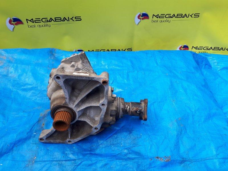 Раздаточная коробка Nissan Serena TNC24 QR20DE (б/у)