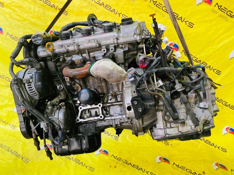 Акпп Toyota Solara MCV31L 3MZ-FE 2003 U151E-03A (б/у)