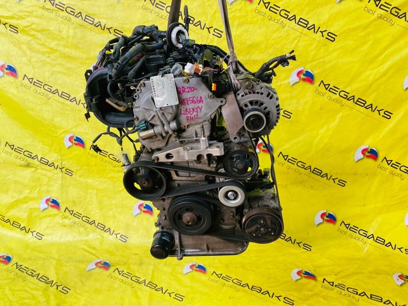 Двигатель Nissan Liberty RM12 QR20DE 2004 488566A (б/у)