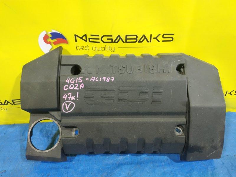 Крышка двс декоративная Mitsubishi Dingo CQ2A 4G15 MR420555 (б/у)
