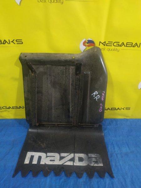 Брызговик Mazda Titan WHF3 задний правый (б/у)