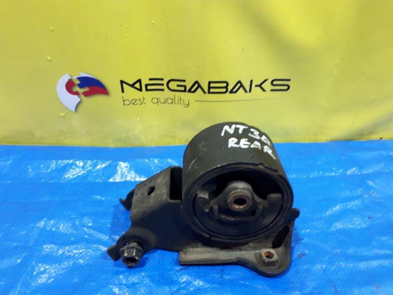 Подушка двигателя Nissan X-Trail NT30 QR20DE задняя (б/у)