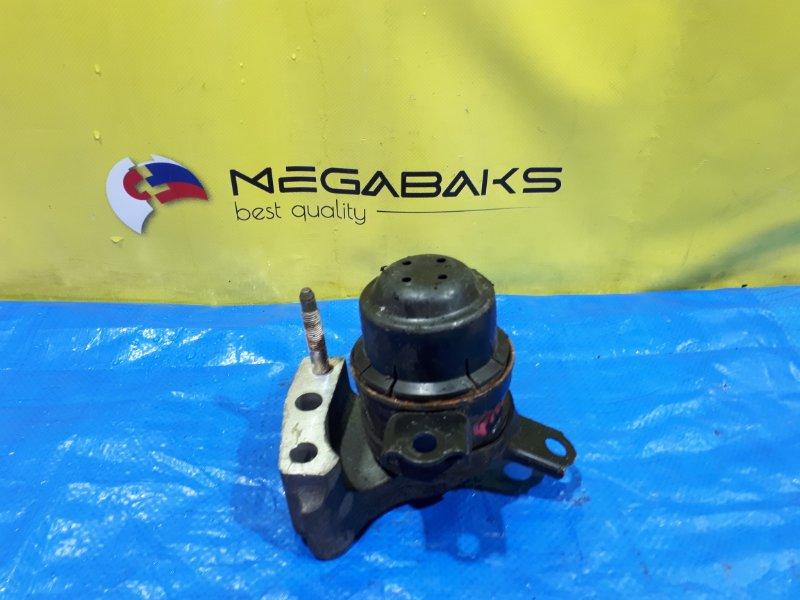 Подушка двигателя Toyota Passo QNC10 K3-VE передняя правая (б/у)