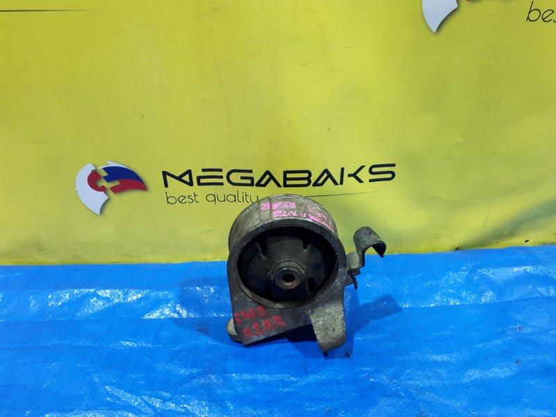 Подушка двигателя Mitsubishi Diamante F41A 6G73 задняя (б/у)