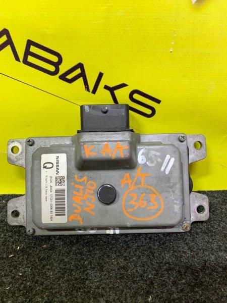 Блок управления акпп Nissan Dualis NJ10 MR20DE 31036 JD40A (б/у)