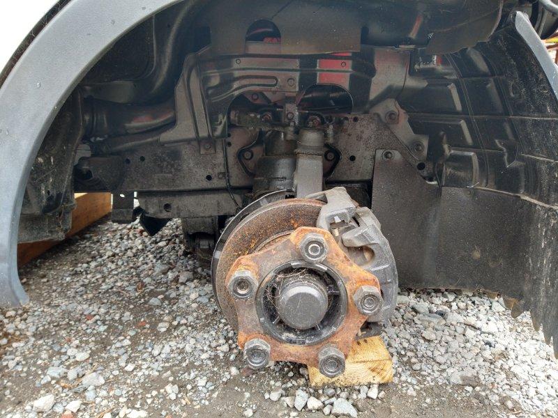 Рычаг Mazda Titan WHF3F TF передний левый нижний (б/у)