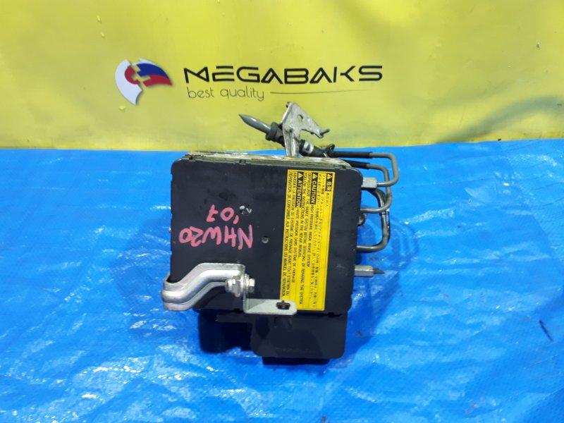 Блок abs Toyota Prius NHW20 1NZ-FXE 44510-47050 (б/у)