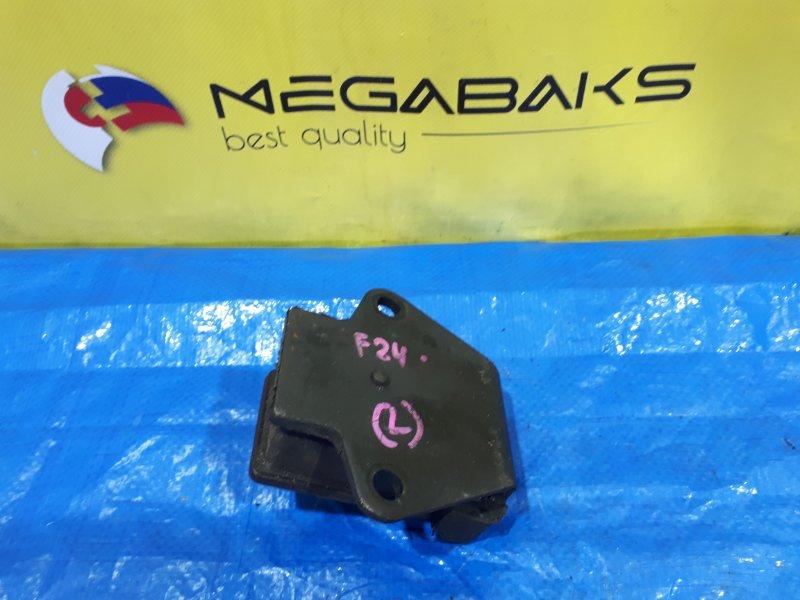 Подушка двигателя Nissan Atlas F24 левая (б/у)