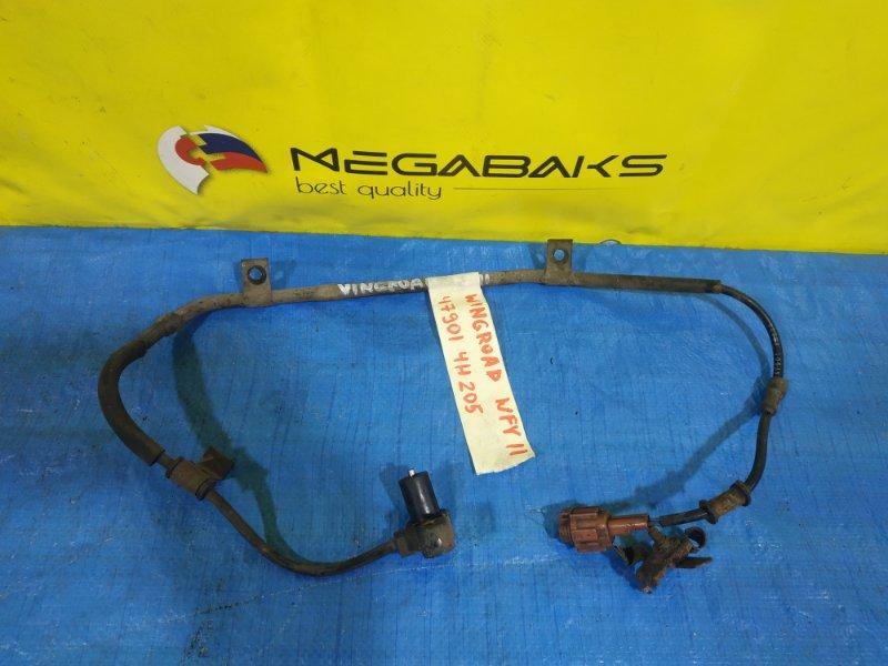 Датчик abs Nissan Wingroad WFY11 задний левый 47901-4H205 (б/у)