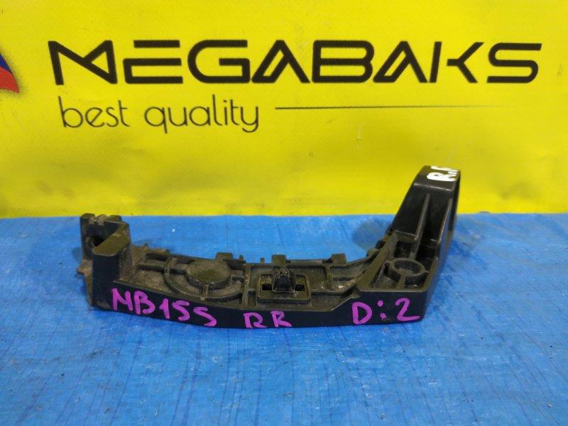 Крепление бампера Mitsubishi Delica D2 MB15S заднее правое 71812 54M0 (б/у)