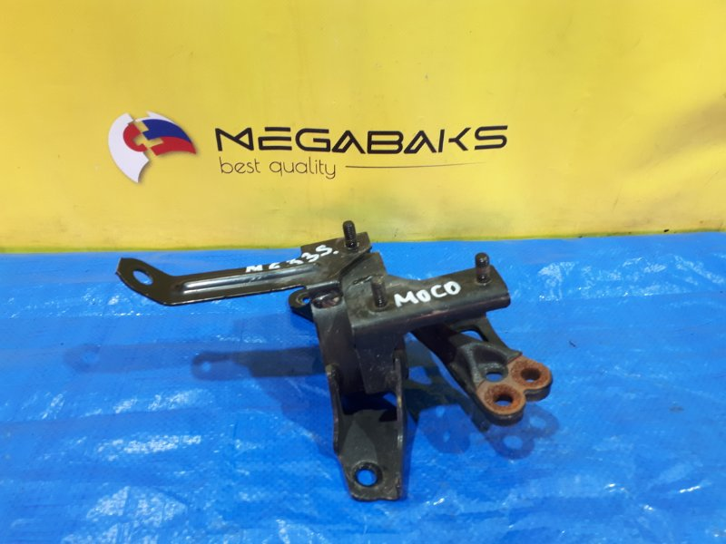 Подушка двигателя Nissan Moco MG33S левая (б/у)
