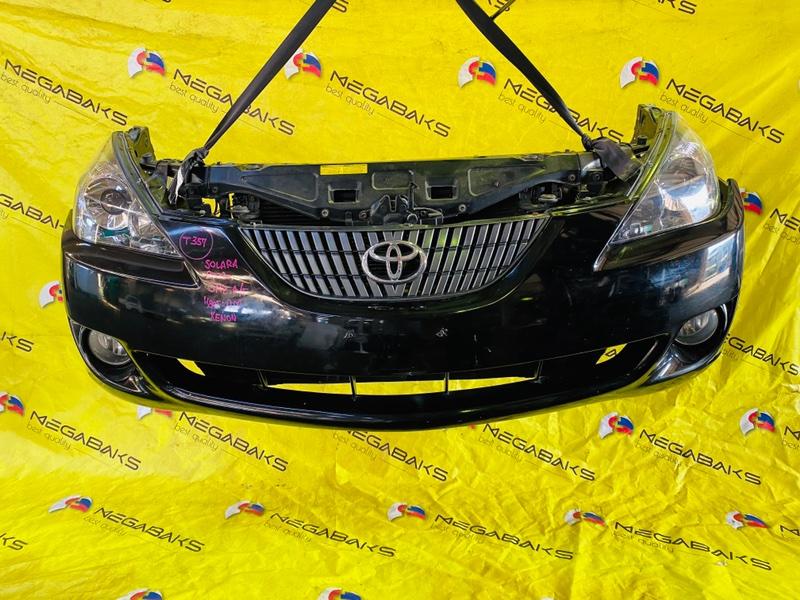 Nose cut Toyota Solara MCV31L 3MZ-FE 2003 06-66 (б/у)