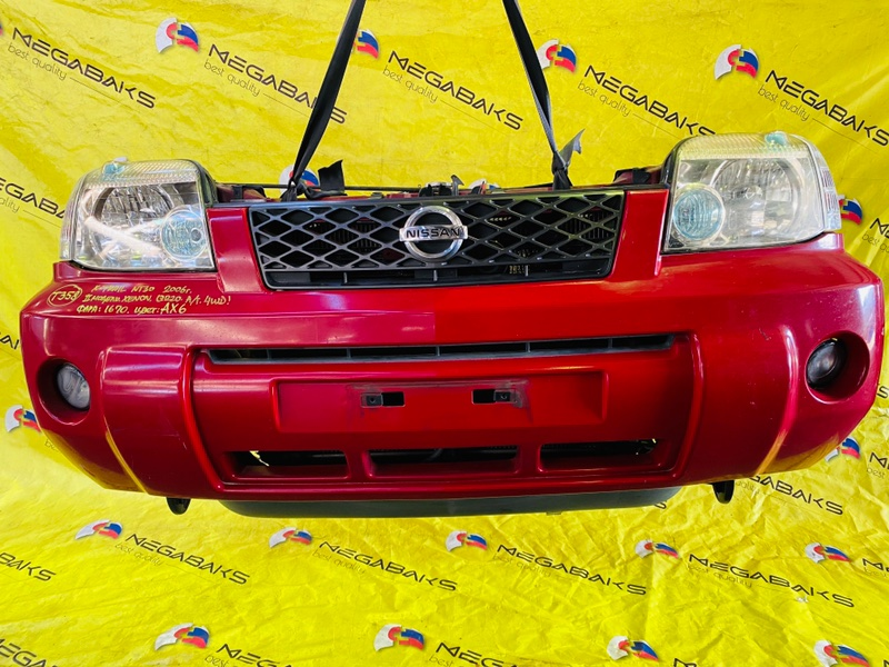 Nose cut Nissan X-Trail NT30 QR20DE 2006 1670 (б/у)