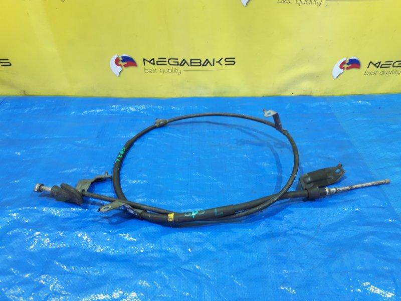 Тросик ручника Subaru Impreza GP3 задний левый (б/у)