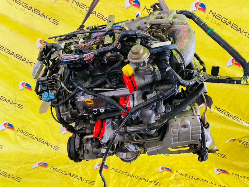 Двигатель Nissan Gloria HY33 VQ30DET 1995 288560A (б/у)