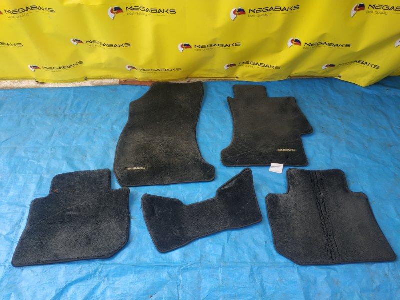 Коврики комплект Subaru Impreza GJ6 (б/у)