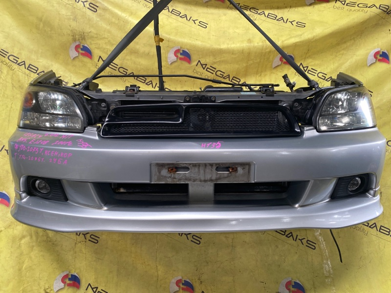 Nose cut Subaru Legacy B4 BE5 EJ208 2001 II MODEL (б/у)