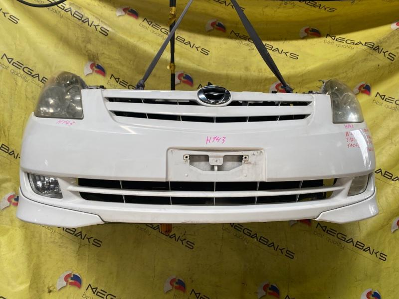 Nose cut Toyota Spacio NZE124 1NZ-FE II MODEL (б/у)