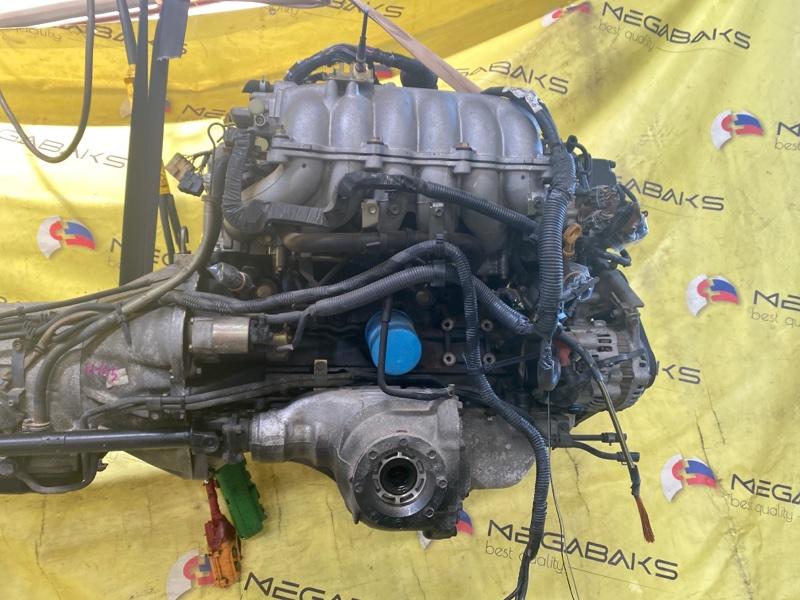 Двигатель Nissan Stagea WGNC34 RB25DE 230859A (б/у)