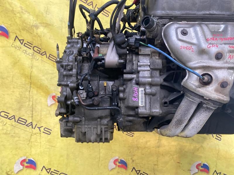 Акпп Honda Hr-V GH4 D16A 2002 SETA (б/у)