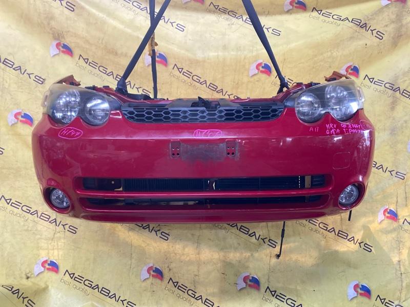 Nose cut Honda Hr-V GH4 D16A 2002 II MODEL (б/у)