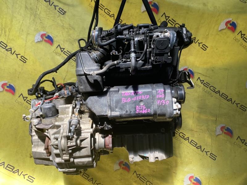 Двигатель Volkswagen Touran 1T2 BLG 2006 032927 (б/у)