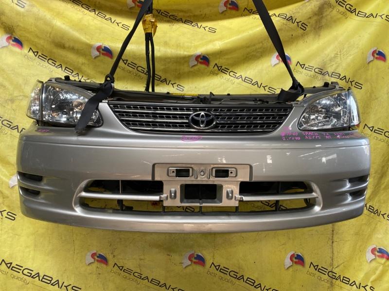 Nose cut Toyota Spacio AE115 7A-FE 2000 (б/у)