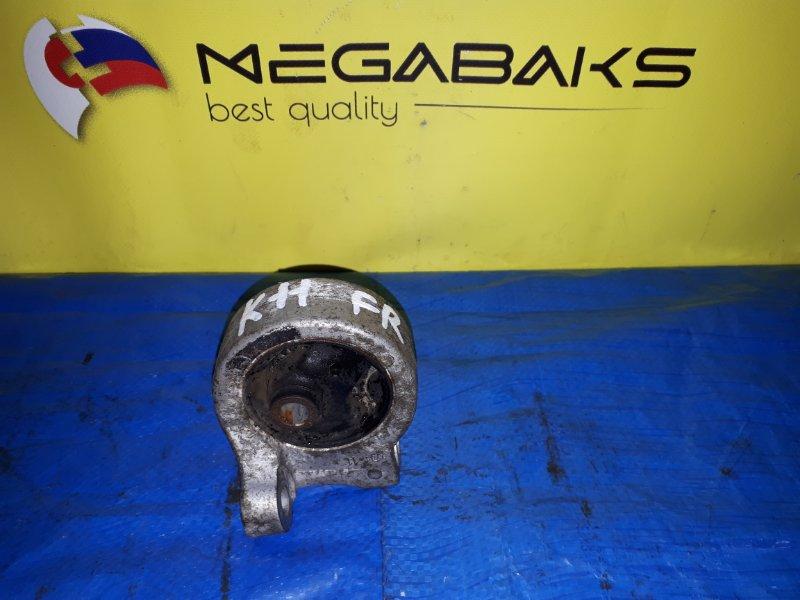 Подушка двигателя Nissan March K11 CG10DE передняя правая (б/у)