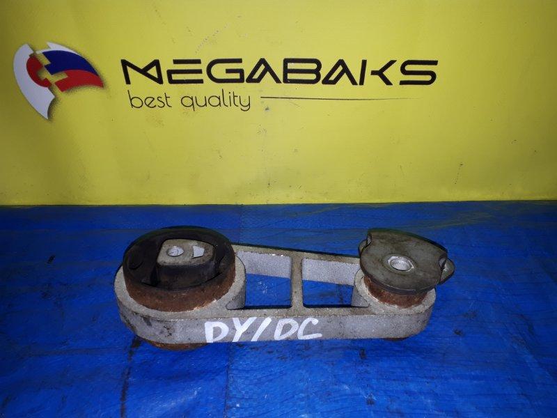 Подушка двигателя Mazda Demio DY3W задняя (б/у)